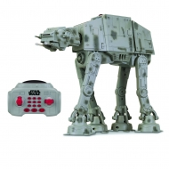 Star Wars - Véhicule radiocommandé sonore et lumineux U-Command AT-AT 25 cm