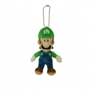 Super Mario Bros - Mini peluche Luigi 14 cm