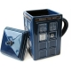 Doctor Who - Mug céramique avec couvercle du Tardis