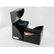 Ultimate Guard - Boîte pour cartes Twin Deck Case 160+ taille standard Noir