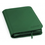 Ultimate Guard - 4-Pocket ZipFolio XenoSkin Vert
