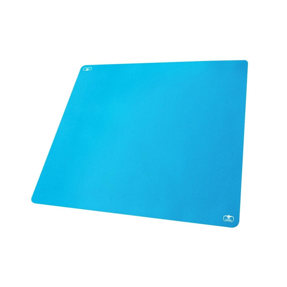 ultimate guard tapis de jeu 60 monochrome bleu clair 61. Black Bedroom Furniture Sets. Home Design Ideas