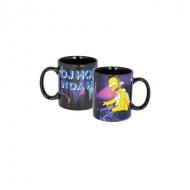 Simpsons - Les Simpson mug DJ Homey