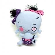 Vamplets Nightmare Nursery - Peluche Zombie Baby Mortis Van Kilt III 20 cm