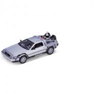 Retour vers le Futur II - DeLorean LK Coupe 1981 1/24 métal