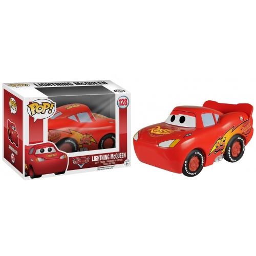 Cars 2 - Figurine POP McQueen 9 cm