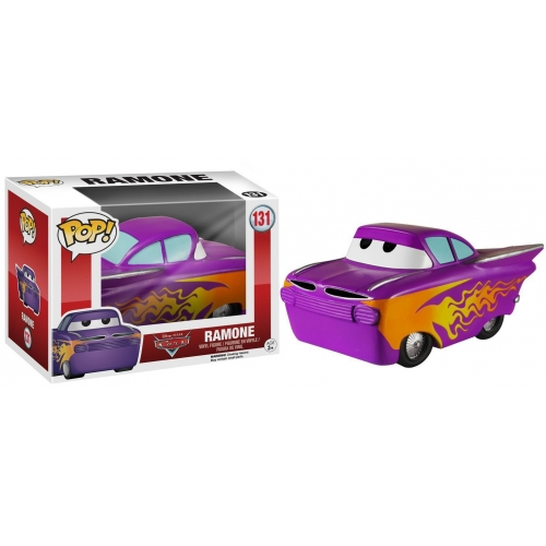 Cars 2 - Figurine POP Ramone 9 cm