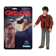 Gremlins - Figurine ReAction Billy Peltzer 10 cm