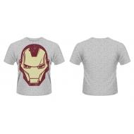 Avengers Assemble - T-Shirt Iron Man Mask