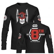 Star Wars Episode VII - T-shirt manches longues Elite Squad