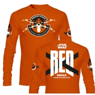 Star Wars Episode VII - T-shirt manches longues RED Squad