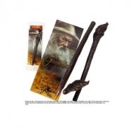 Le Hobbit - Set stylo à bille et marque-page à effet 3D Gandalf