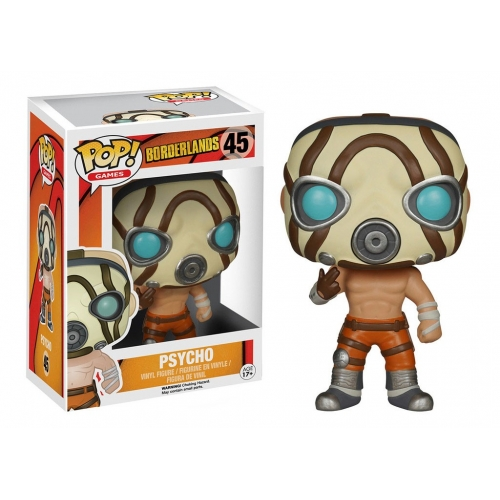 Borderlands - Figurine POP! Psycho 9 cm