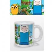 Adventure Time - Mug Finn & Jake