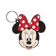 Disney - Porte-clés caoutchouc Minnie Mouse 6 cm