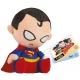DC Comics - Peluche Mopeez Superman 12 cm