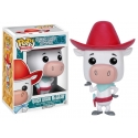 Hanna Barbera - Figurine POP! Quick Draw McGraw 9 cm