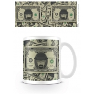 Breaking Bad - Mug Heisenberg Dollar