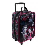 Monster High - Cartable à roulettes I am