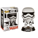 Star Wars Episode VII - Figurine POP! Vinyl Bobble Head First Order Stormtrooper 10 cm