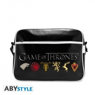 GAME OF THRONES - Sac Besace sigles en vinyle