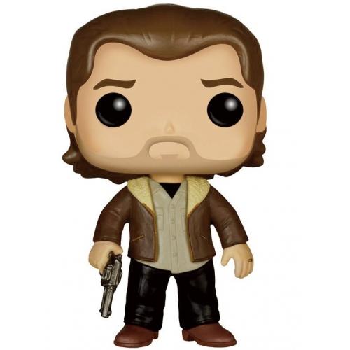 The Walking Dead - Figurine POP Rick Grimes 9 cm