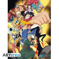 ONE PIECE - Poster New World Fight (52x38)