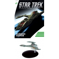 Star Trek - Vaisseau Klingon Raptor