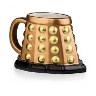 Doctor Who - Mug porcelaine 3D Dalek