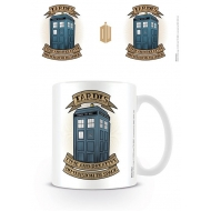 Doctor Who - Mug Tardis Tattoo