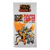 Star Wars - Serviette de bain Rebel Fighter 140 x 70 cm