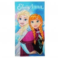 La Reine des neiges - Serviette de bain Elsa & Anna II 140 x 70 cm