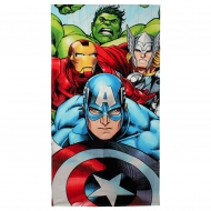 Avengers - Serviette de bain Group 140 x 70 cm