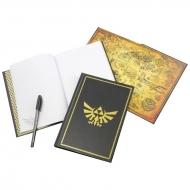 The Legend of Zelda - Cahier relié Hyrule Wingcrest
