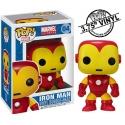 Marvel - Figurine Pop Iron Man Classic 10cm