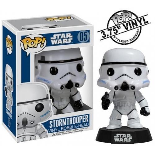 Star Wars - Figurine Star Wars Pop Stormtrooper - 10cm
