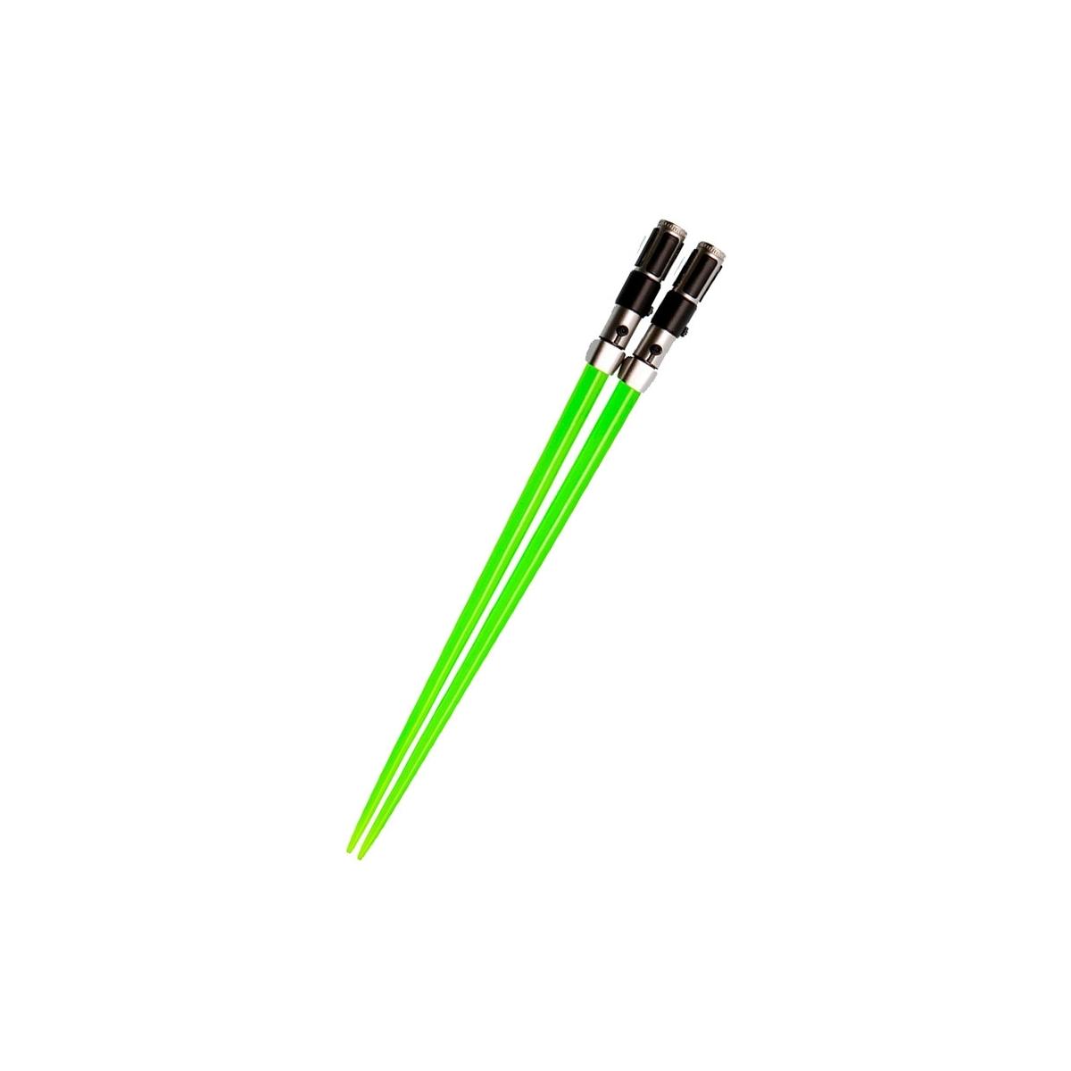 star wars baguettes sabre laser yoda figurine discount. Black Bedroom Furniture Sets. Home Design Ideas