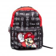 Nintendo - Sac à dos Black Super Mario