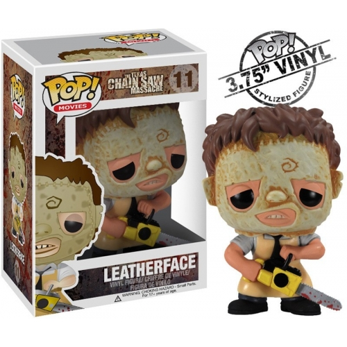 Leatherface - Figurine Pop de Leatherface - Funko