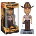 Walking Dead - Figurine Bobblehead de Rick Grimes