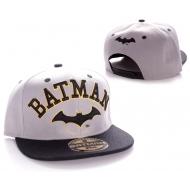Batman - Casquette baseball Logo Text Old
