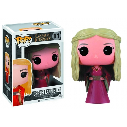 Game of Thrones - Figurine Pop Cercei Lannister série 2 - 10cm