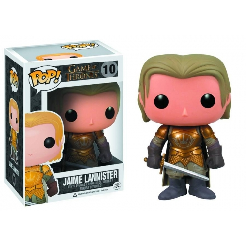 Game of Thrones - Figurine Pop Jaime Lannister série 2 - 10cm