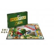 Legend of Zelda - Jeu de plateau Monopoly *FRANCAIS*