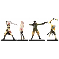 FINAL FANTASY XIII - Trading Arts (set de 4 Figurine)