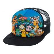 Pokemon - Casquette trucker Characters