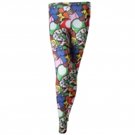 Nintendo - Pantalon Legging All Over Print