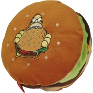 The Simpsons - Coussin Hamburger