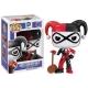 Batman - Figurine Pop Batman Harley Quinn Maillet Exclusive 9cm