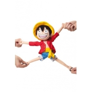 One Piece - Peluche étirable Luffy 35 cm